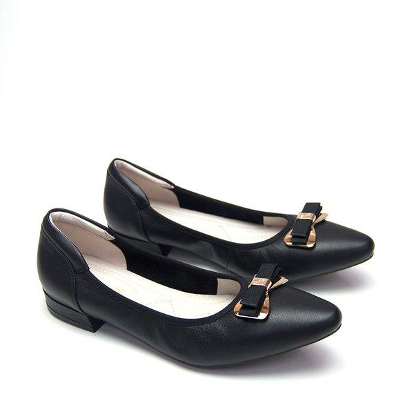 Charlotte Heels Ribbon (Black)