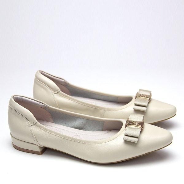 Charlotte Heels Buckle (Cream White)